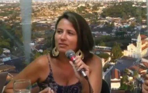 verônica guerra - O PREÇO DA OPINIÃO: Jornalista que criticou ação policial em Barra de São Miguel pede demissão após sofrer suspensão dentro do Sistema Correio - VEJA VÍDEO