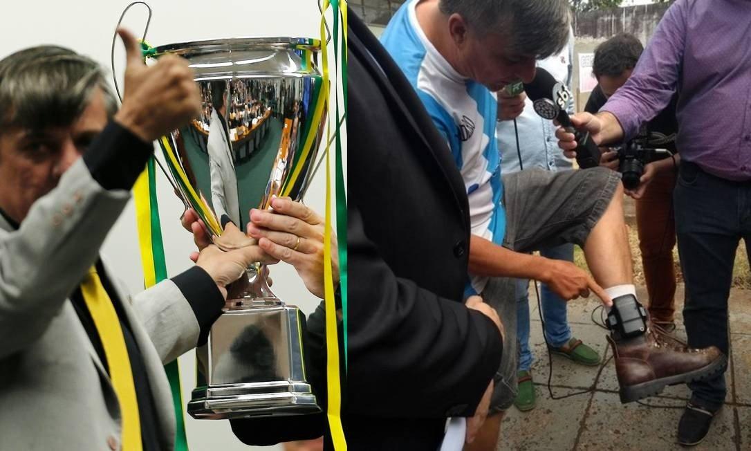 xFotoJet 1.jpg.pagespeed.ic .CPi41Ry li - Deputado que entregou taça de 'Champions League' para Moro usava tornozeleira eletrônica por ameaçar adversários