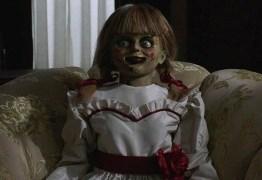 Aposentado morre durante exibição do filme de terror 'Annabelle'