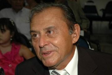Velório do ex-prefeito de Cabedelo, Zé Régis será na casa dele