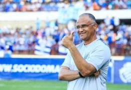 NOVIDADE: Campinense está próximo de anunciar o retorno de Oliveira Canindé