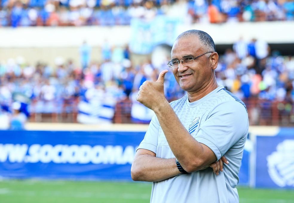 09 04 2017 csa x crb ac 4509 - NOVIDADE: Campinense está próximo de anunciar o retorno de Oliveira Canindé