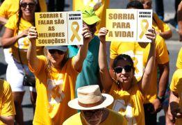 Setembro amarelo terá foco em prevenção do suicídio entre os jovens