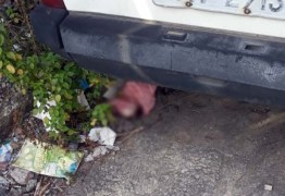 Mulher suspeita de abandonar recém-nascido embaixo é detida