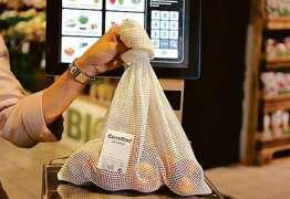 Carrefour substitui saco plástico por sacos de algodão