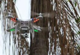 Presídios utilizam drones para impedir entrada de materiais ilícitos