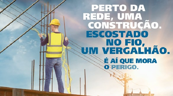 248fc16d 048c 4287 abae 15fccfa0f007 - CAMPANHA DE SEGURANÇA COM ENERGIA ELÉTRICA: Energisa e Abradee intensificam combate a acidentes