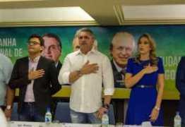 """Durante evento de filiação, Julian Lemos diz que PSL vai apresentar """"nomes de peso"""" para disputar eleições municipais em JP E CG – VEJA VÍDEO"""