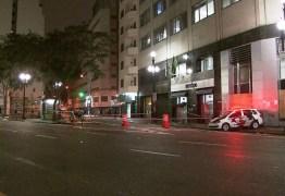 Veículo atropela três moradores de rua na madrugada desta segunda-feira
