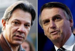 REVISTA VEJA: se a eleição de 2022 fosse hoje, Bolsonaro venceria Haddad com 48% dos votos contra 35% do petista, mostra pesquisa