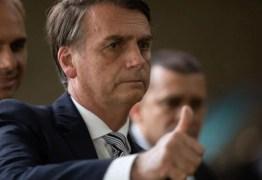 """Bolsonaro afirma que """"cocô"""" petrificado de um indígena é capaz de parar obras"""