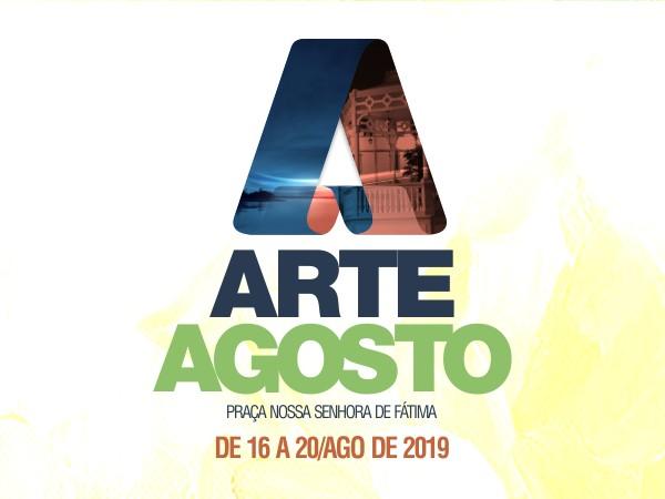 Capa139 - EM CAJAZEIRAS: Arte Agosto terá cinco dias de atrações culturais e artísticas na Praça da Matriz