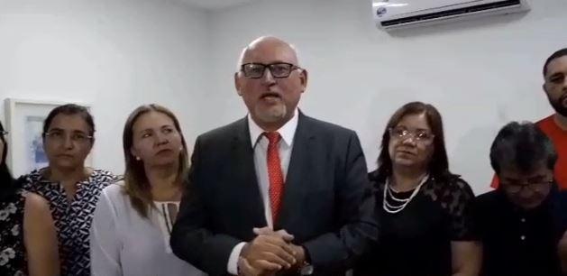 Capturar 10 - Vereador Marcos Henriques se une aos servidores da saúde por melhorias para a categoria - VEJA VÍDEO