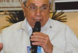 LUTO: Morre o escritor Joel Falconi, presidente do Clube dos Amigos do Vinho da Paraíba