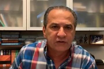 Capturar 37 - 'Imprensa podre, baixa, nojenta': Silas Malafaia ataca jornalistas após matéria sobre família da primeira-dama - VEJA VÍDEO