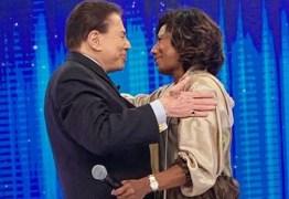 Glória Maria sobre conhecer Silvio Santos: 'Um encontro inesquecível'