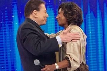 Capturar 44 - Glória Maria sobre conhecer Silvio Santos: 'Um encontro inesquecível'