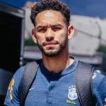 Capturar 48 - GOL DE OURO: Jogador paraibano concorre ao Puskas e faz campanha: 'Estou chamando o Brasil pra votar'; VEJA VÍDEO
