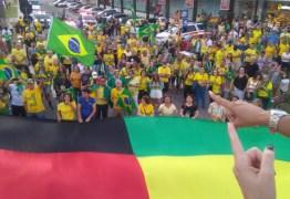 Grupos de direita e conservadores prometem manifestação em apoio a Sérgio Moro na Paraíba