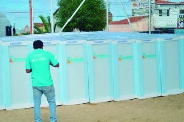 Energisa faz cadastro em Rondon polis para programa de entrega de geladeira - Projeto Nossa Energia troca geladeiras de 100 famílias de Monteiro nesta quarta