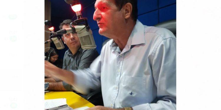 VÍDEO: 'A crise é real e dolorosa', desabafa Hervázio Bezerra