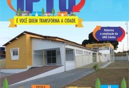 Conde continua com campanha do IPTU e prefeita ressalta a importância do pagamento da taxa: 'É revertida em benefícios para os moradores'