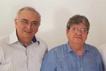 João Azevedo e Nonato bandeira - OS ERROS DE JOÃO AZEVEDO 1 - Por Flávio Lúcio