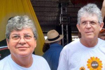 Joao e ricardo e1566348702515 - As consequências políticas do racha entre Ricardo Coutinho e João Azevedo - Por Flávio Lúcio