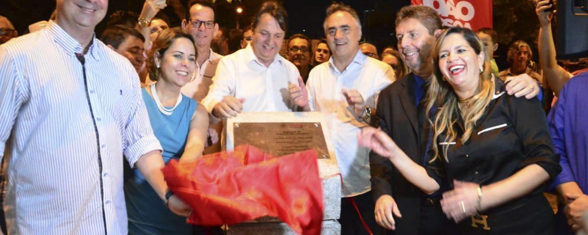 Luciano Cartaxo 4 1 1200x480 - Luciano Cartaxo entrega Praça Pedro Gondim no bairro da Torre