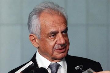 FANTASMINHAS? 'MDB corre o risco de desaparecer', afirma senador Pedro Simon