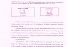 Câmara de Jundiaí (SP) aprova moção de apoio a projeto da deputada federal Edna Henrique