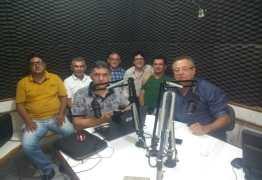 """Aírton Pires participa de entrevista e, anuncia novas ações para SJRP e confirma início da reforma para gramar o estádio """"O Munizão"""""""