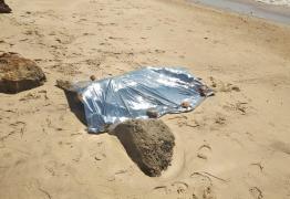 Polícia encontra corpo de homem na Praia do Seixas