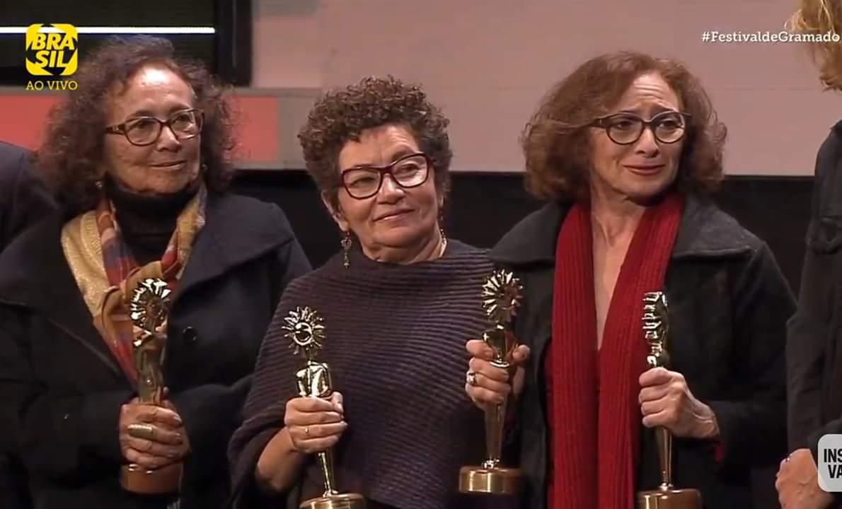 WhatsApp Image 2019 08 25 at 09.25.50 - MARCÉLIA, SOIA E ZEZITA PREMIADAS: Longa 'Pacarrete' leva oito troféus no 47º Festival de Gramado - VEJA TRAILER