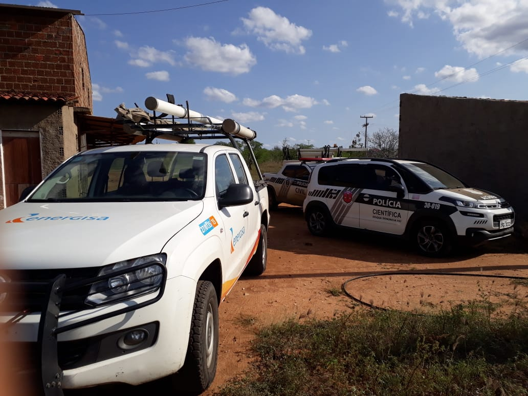 a7884750 a75f 49c8 8ac8 25a09b8e414a - Energisa e Polícia Civil realização operação de combate ao furto de energia na zona rural de Boqueirão