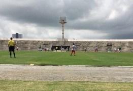Picuiense e Nacional de Pombal empatam sem gols no Estádio Amigão