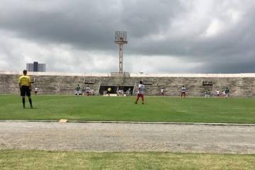 ae75efe5 85aa 41a6 b0cf b193d7dbe2f3 - Picuiense e Nacional de Pombal empatam sem gols no Estádio Amigão