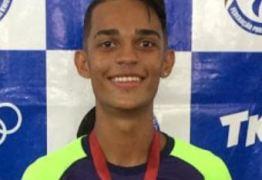 Atleta paraibano conquista medalha de bronze em campeonato Brasileiro de Taekwondo no Rio