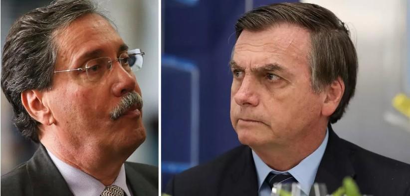 Bolsonaro nega dar entrevistas se imprensa não 'denunciar' palestra de Merval Pereira paga pelo Senac