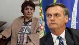 ENCONTRO: Bolsonaro recebe viúva do torturador da ditadura, Brilhante Ustra, nesta quinta