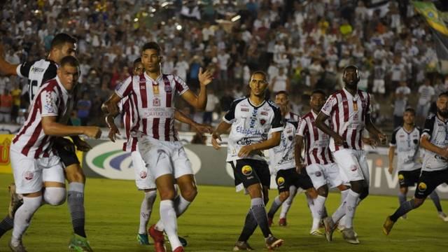 SÉRIE C: Náutico vence Botafogo-PB e garante classificação