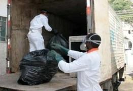LOCAL DE CRIME OU CASA DE ACUMULADORES: Empresas cobram até R$ 10 mil para limpar casas com sangue de cadáveres