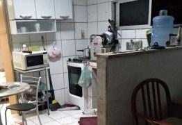 FEMINICÍDIO -Após crise de ciúme, vigilante usa arma do trabalho para atirar no rosto da esposa: VEJA VÍDEO