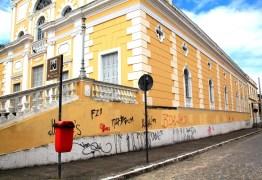 Câmara aprova proposta para agravar infração de pichação em João Pessoa