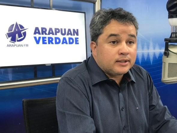 efraimfilhoarapuanverdade2 - 'NOSSO TOTAL APOIO': Efraim Filho confirma filiação de Vitor Hugo ao Democratas