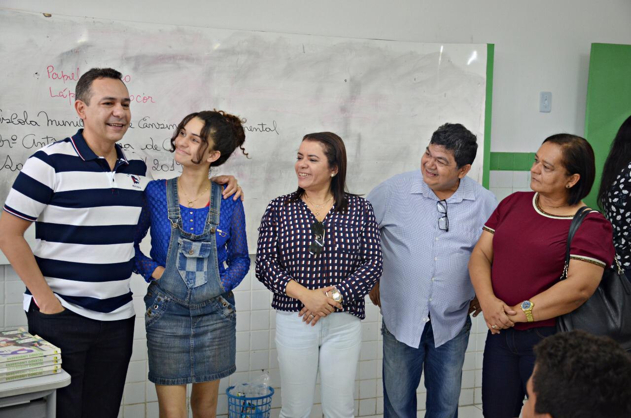 ep3 - Prefeito vistoria obras e ações em Santa Rita