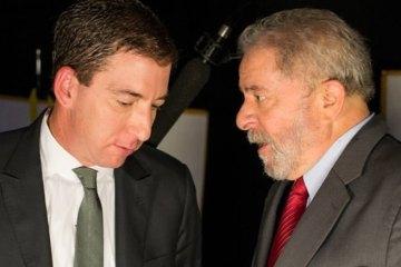 glenelula - 'SABENDO DE TUDO': Mesmo preso, Lula já sabia dos vazamentos de Greenwald antes da publicação pelo Intercept