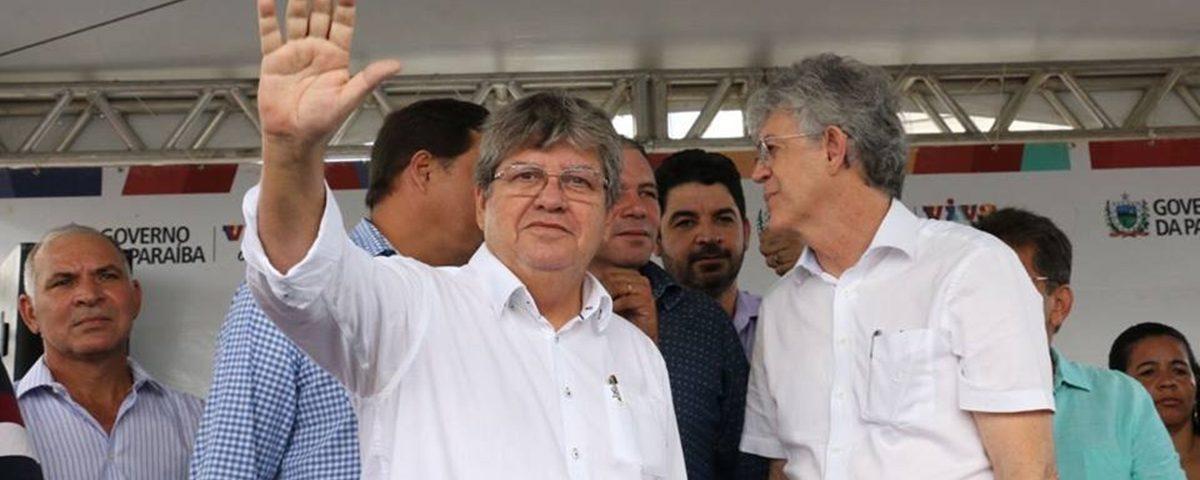 governadoress - ARREPENDIDO DE SER CABO ELEITORAL? Ricardo Coutinho admite que não abriria mão de disputar o Senado se a eleição fosse hoje - Por Nonato Guedes