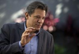 Haddad diz que Bolsonaro 'assistiu quieto' debate da CPMF e agora quis 'dar uma de homem'