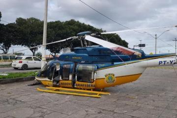 helicoptero da prf cai com tres policiais no sul da bahia 1566395384155 v2 900x506 - Helicóptero da PRF cai com três policiais